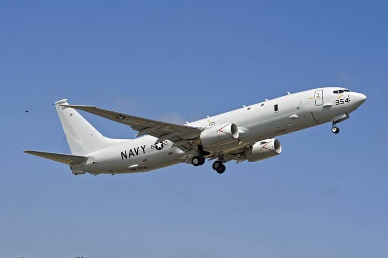 Морская авиация США получила 50-й противолодочный самолет «Посейдон»