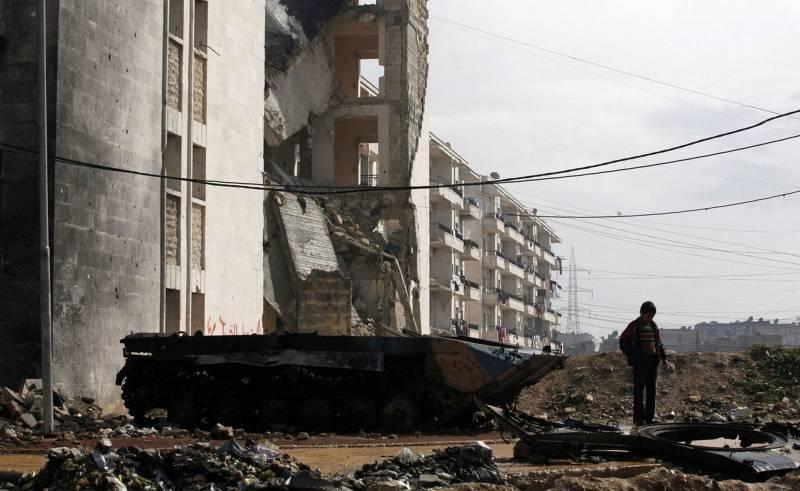 Более тысячи боевиков выведены из провинции Дамаск