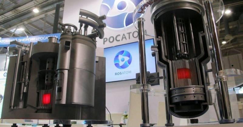 В «Росатоме» решили отложить строительство реактора на «быстрых» нейтронах