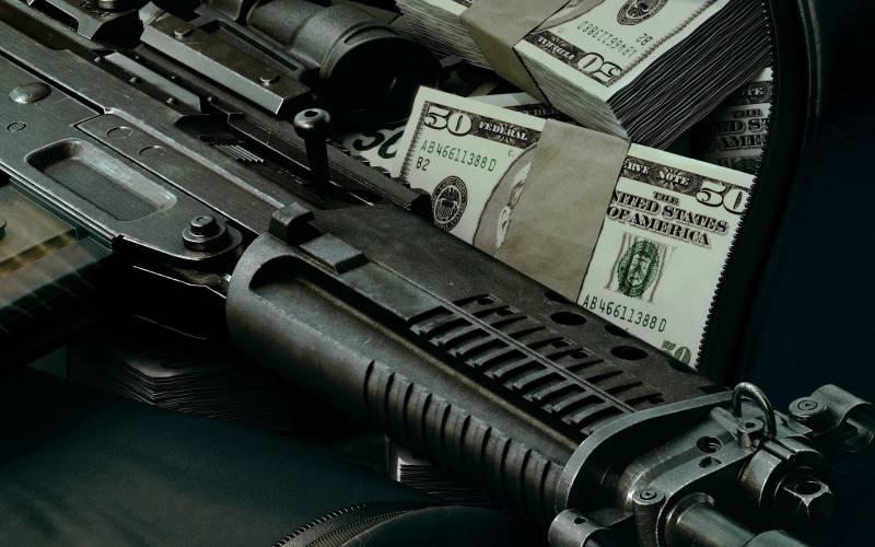 Турецкое оружие попало в руки ИГИЛ
