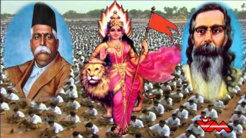 Индусский национализм: идеология и практика. Часть 2. Добровольные слуги Родины
