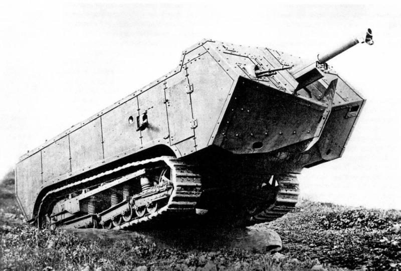 Первая мировая война. Боевая техника. Инфографика