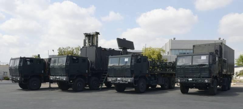 Израильская компания разработала новый ЗРК ABISR
