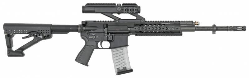 Новая винтовка от компаний Rheinmetall и Steyr Mannlicher