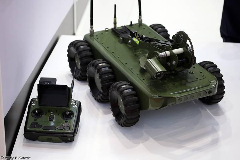 Росгвардия получила мобильный комплекс для дистанционного поиска взрывных устройств