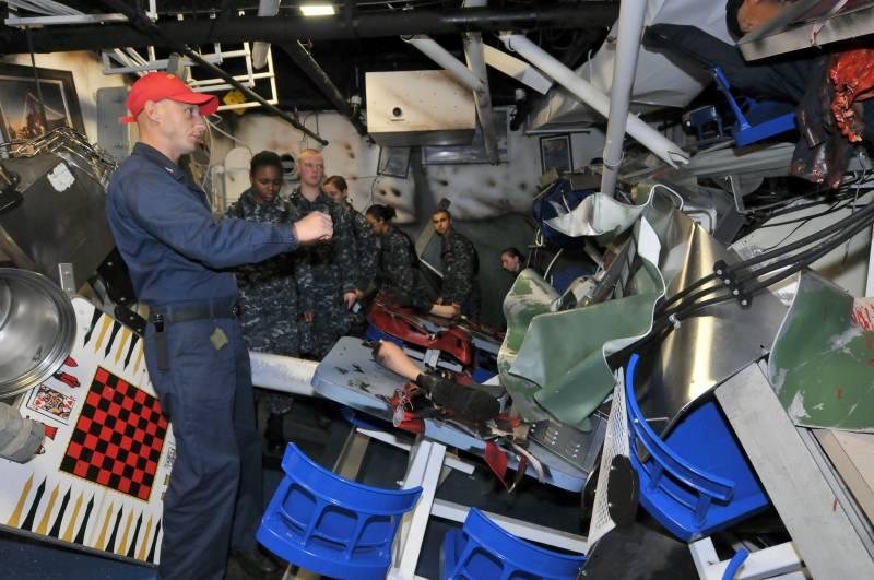 Военно-морской триллер