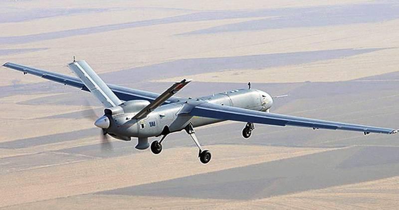 Новый беспилотник Anka-S станет «стратегическим активом» ВВС Турции