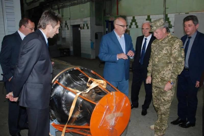 На Украине приостановлен 2-й этап разработки ОТРК «Гром-2»