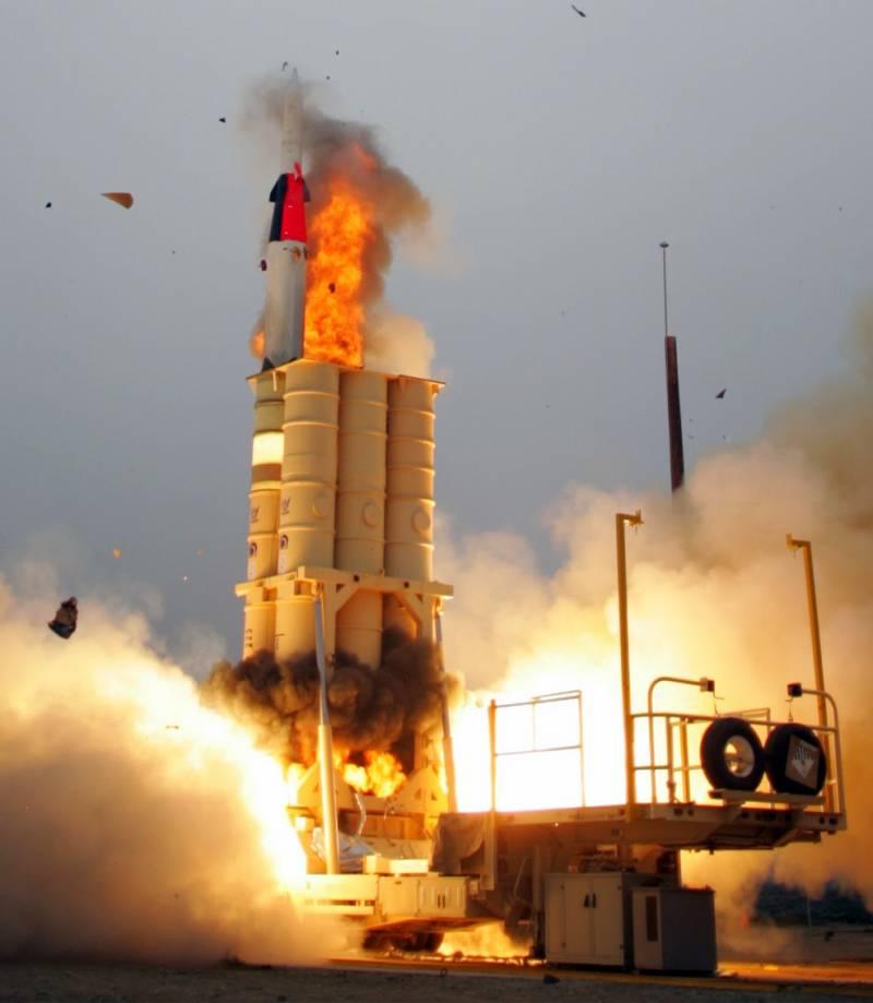 В Израиле заступила на дежурство система ПРО Arrow-3
