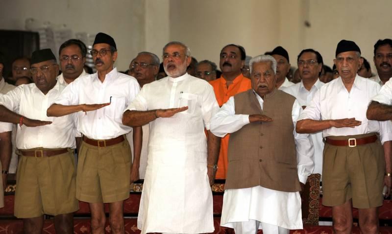 Индия дрейфует вправо