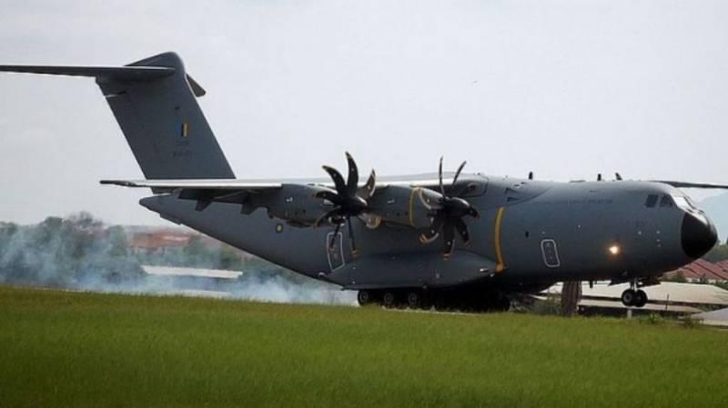 Минобороны Индонезии закупит самолёты А400М