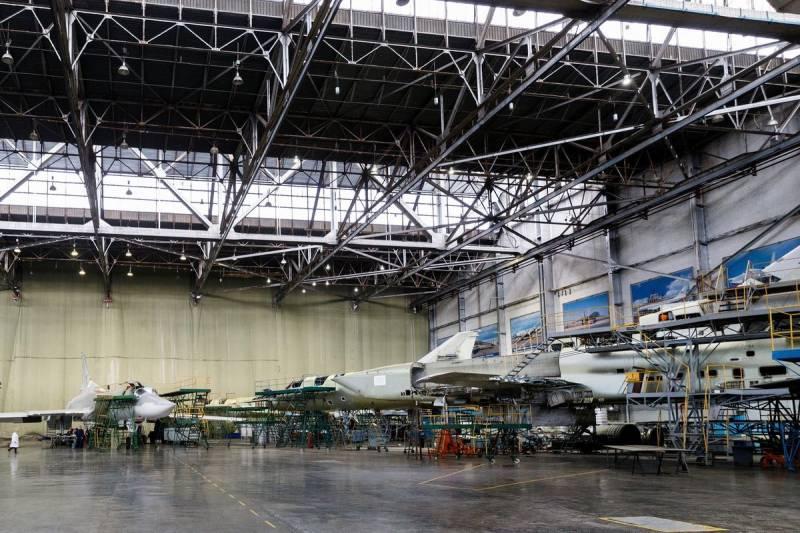 Казанский завод готов к серийному производству Ту-160М2