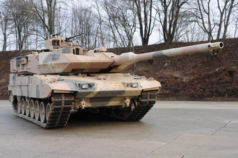 Больше шума для Леопардов Бундесвера