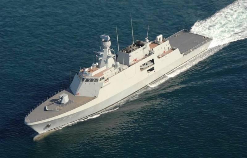 В Турции создаётся новейший фрегат