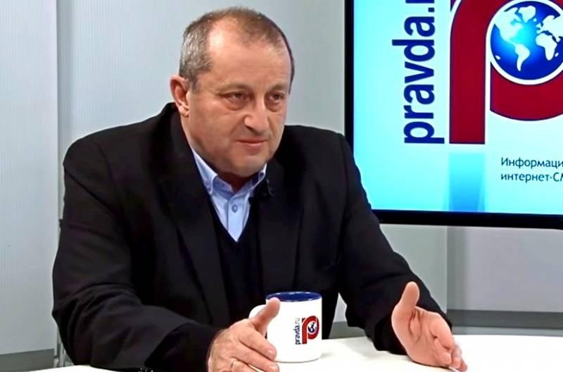 """Яков Кедми: США и Европа уходят из украинского """"болота"""""""