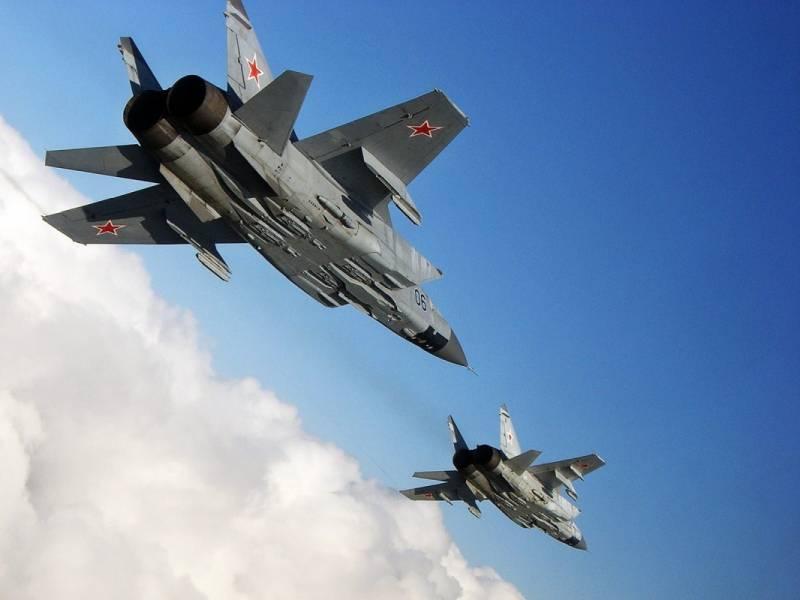 Потенциал МиГ-31 еще не исчерпан