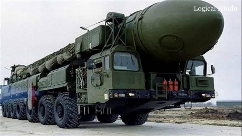 НОАК разместила межконтинентальные ракеты у российской границы