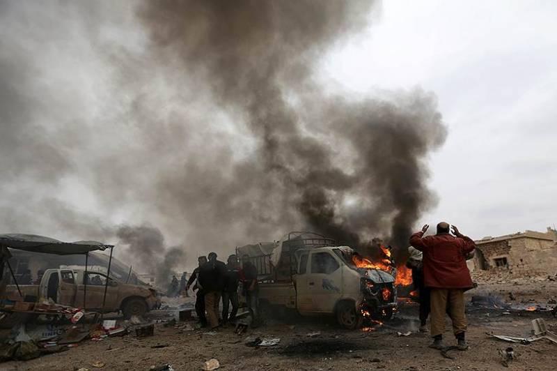 Военная кооперация в Сирии может принести ощутимые успехи