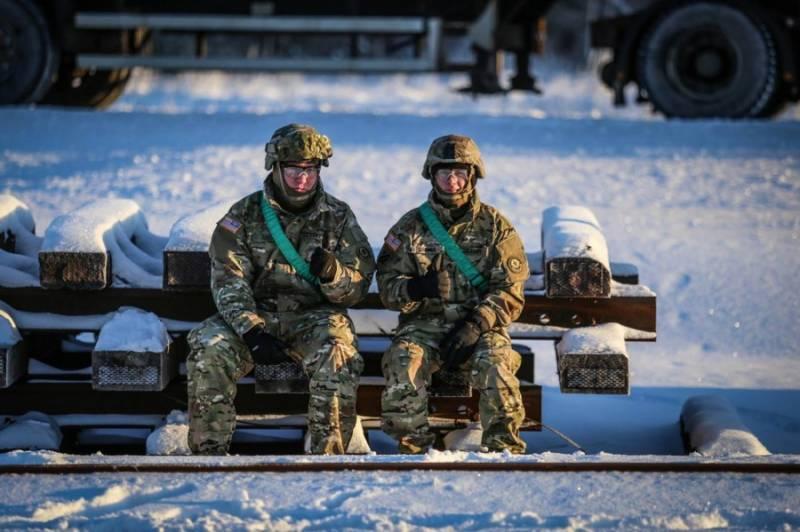 «Атлантическая решимость» привела НАТО к границам России