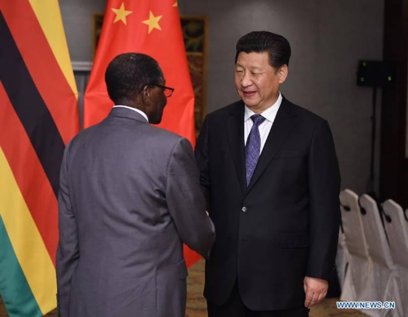 Китайский след в Африке: Поднебесная вытесняет США и Европу