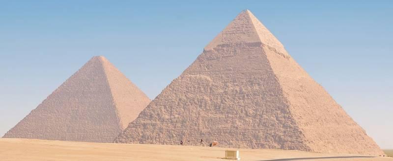 Война, золото и пирамиды… гордого Хафра и пьяницы Менкаура