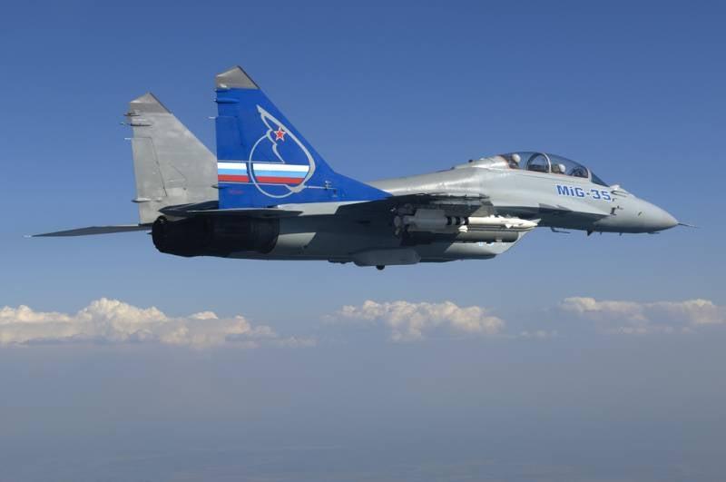 Эксперт: МиГ-35 – новое слово в самолётостроении
