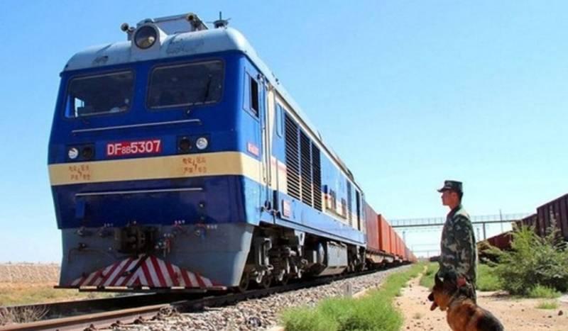 Китай испытал МБР железнодорожного базирования