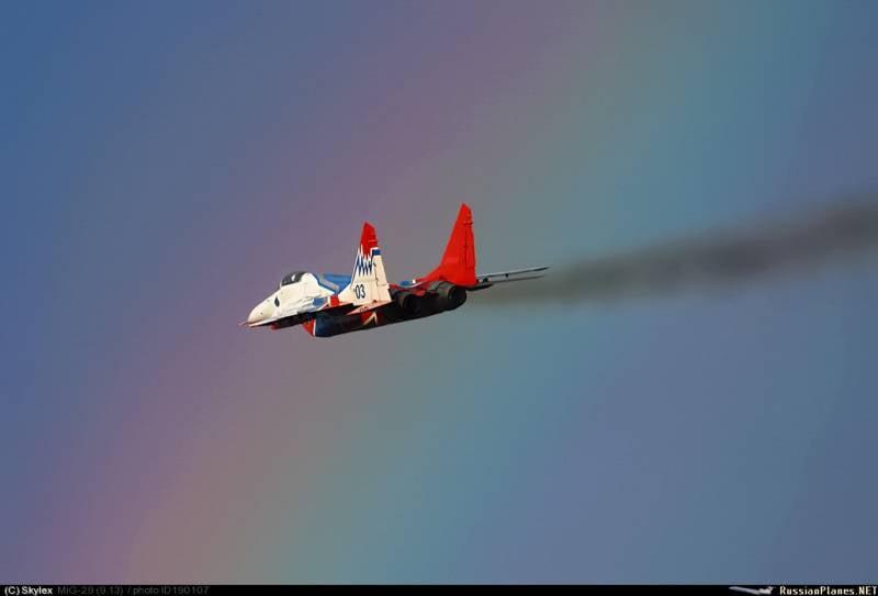 МиГ-29 и Су-27: история службы и конкуренции. Часть 2