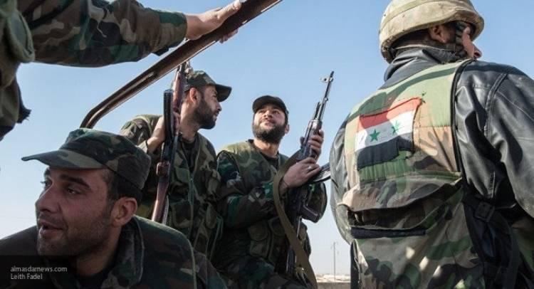 Сирийская армия поможет взять в клещи северный оплот террористов