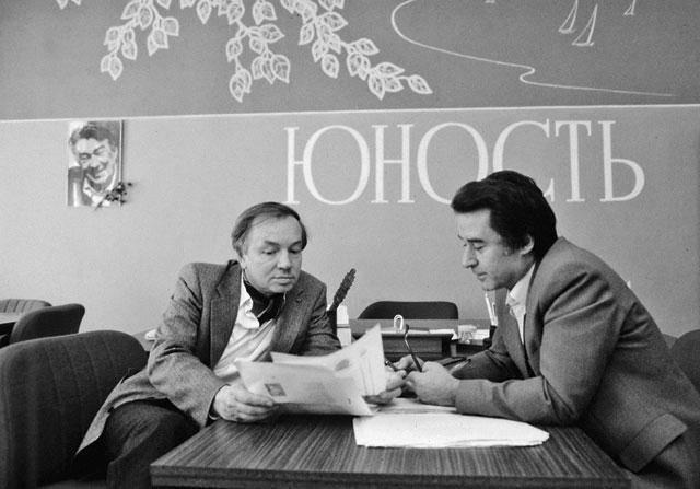 Андрей Дементьев: «Война дала нам много жизненных уроков»