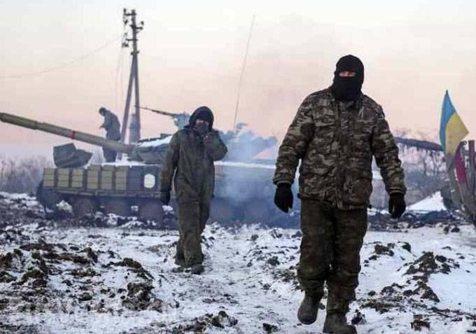 Киев признал факт наступления ВСУ в Донбассе