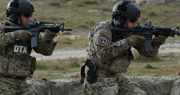 Контртеррористическая операция в Азербайджане