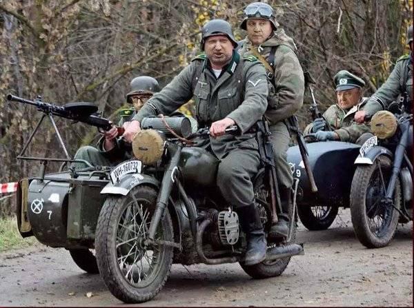У складі патрульної поліції Києва з'явиться підрозділ на мотоциклах - Цензор.НЕТ 801