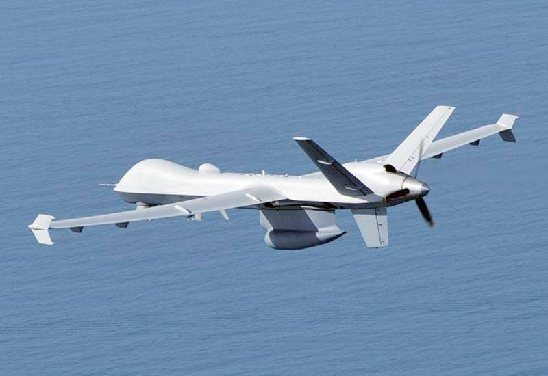 В США планируется сертификация первого ударного беспилотника