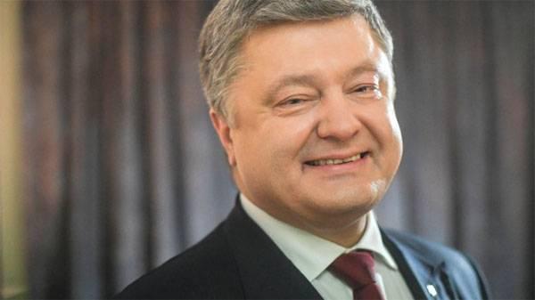 Порошенко собрался провести референдум по вступлению Украины в НАТО