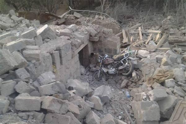 Пентагон признал гибель мирных йеменцев в результате американского ракетного удара