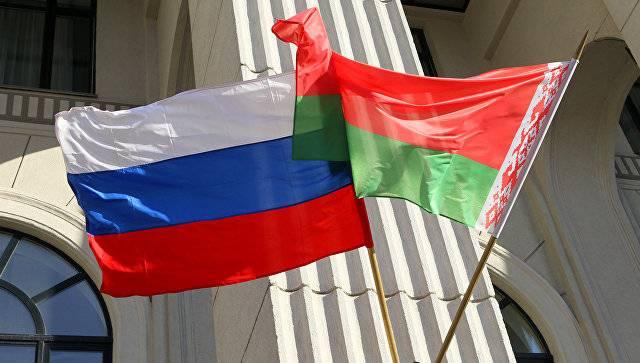 Россия создала пограничную зону на границе с Беларусью