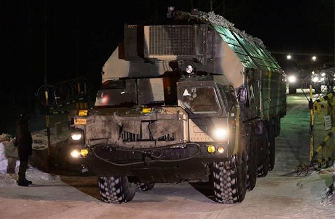 В РВСН проводятся тренировки по оценке последствий применения оружия массового поражения