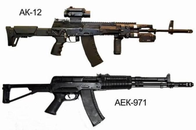 Какой автомат станет основным в российской армии?