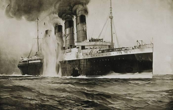 Как германский подводный флот пытался сокрушить «владычицу морей»