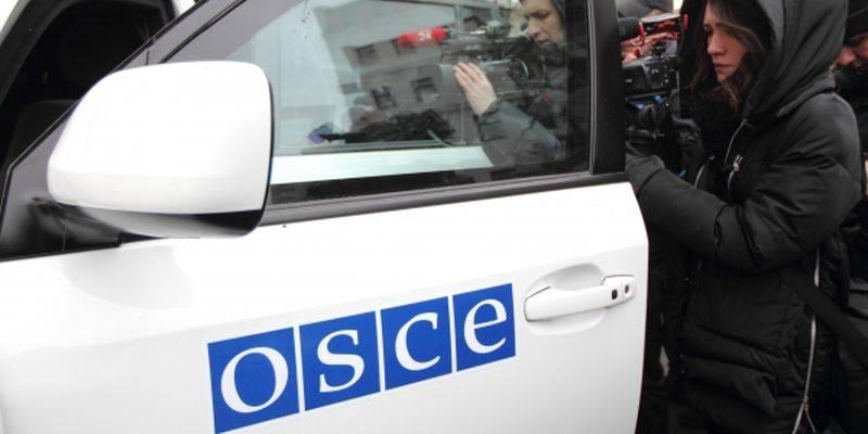 ОБСЕ всё-таки разглядела украинские танки в жилом квартале Авдеевки