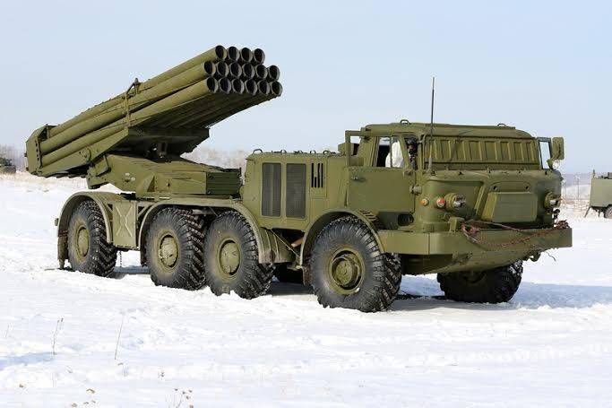 В Адыгее формируется артиллерийская бригада
