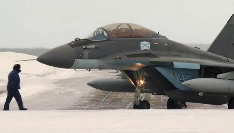 Палубная авиация «Адмирала Кузнецова» уничтожила в Сирии более тысячи объектов террористов