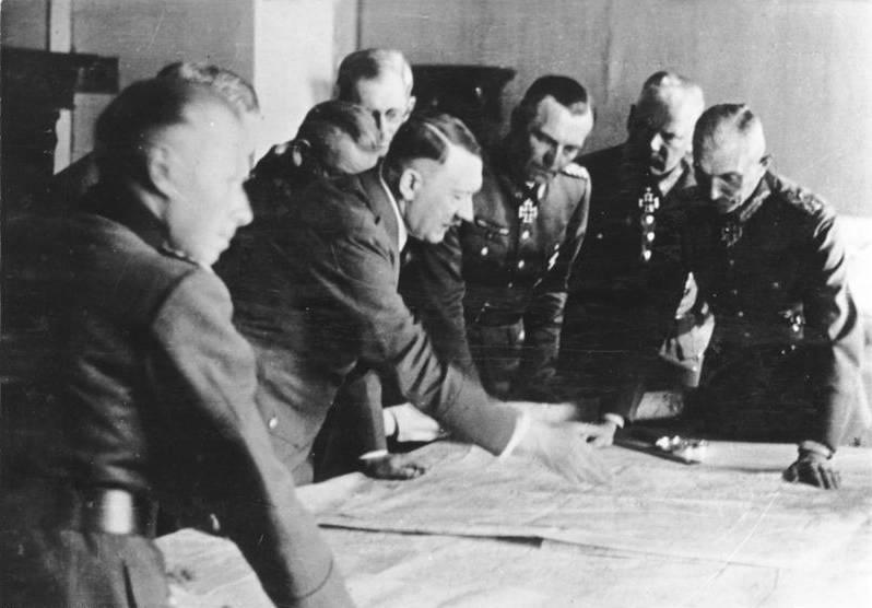 """""""Bütün Rus cephesi parçalanıyordu ..."""" Wehrmacht, güney stratejik yönde atılım yaptı"""