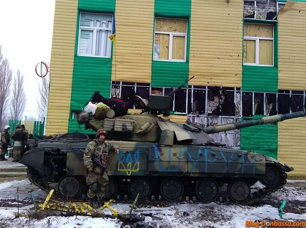 ВСУ ведут подготовку к наступлению по всему фронту