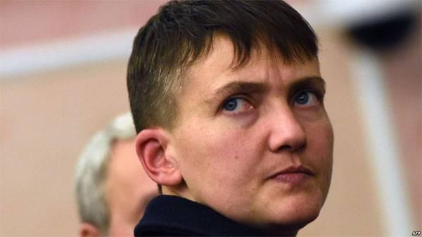 Савченко готова баллотироваться на пост президента Украины