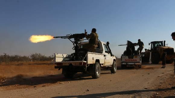 Формирования сирийской оппозиции воюют друг с другом