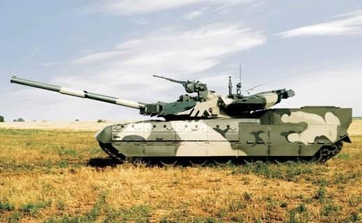 Украинский проект БТМП-84