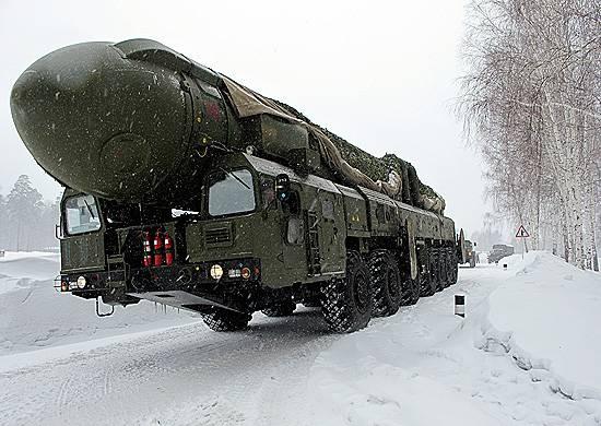 В Бологовском соединении РВСН началось учение с выводом на полевые позиции ПГРК «Тополь»