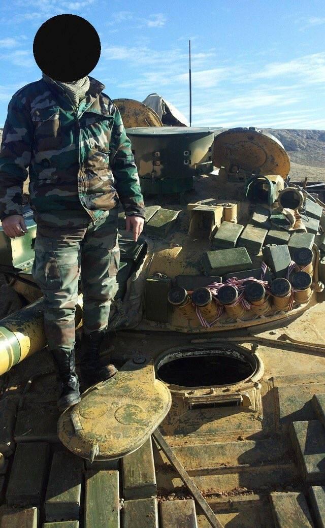 Новый сирийский «апгрейд»: Т-72М1